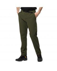 Spodnie zimowe męskie WINTER LIFESTYLE PANTS M Bonsai Green