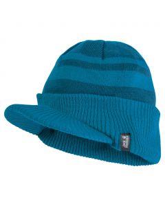 Czapka STORMLOCK WINDMILL CAP KIDS dark turquoise