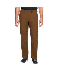 Spodnie CANYON ZIP OFF PANTS deer brown