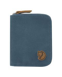 Portfel Fjallraven Zip Wallet dusk blue