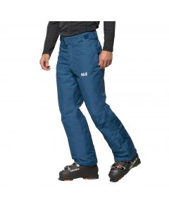 Męskie spodnie narciarskie POWDER MOUNTAIN PANTS M indigo blue