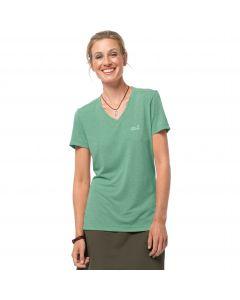 Koszulka damska CROSSTRAIL T WOMEN pacific green