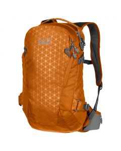 Plecak narciarski KAMUI 24 PACK orange grid
