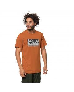 T-shirt męski LOGO T M desert orange