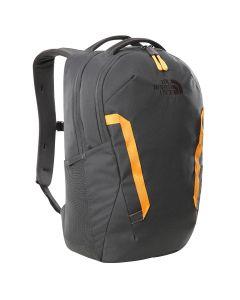 Plecak na laptopa The North Face VAULT asphalt grey/knockout orange