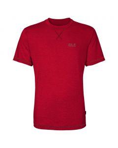 Koszula CROSSTRAIL T MEN ruby red