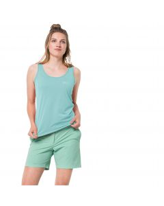 Koszulka damska CROSSTRAIL TOP WOMEN powder blue