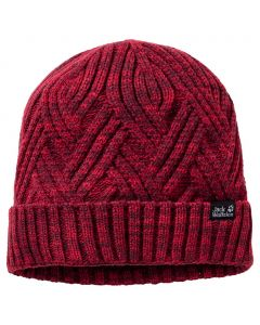 Czapka NORWEGIAN CAP WOMEN garnet red