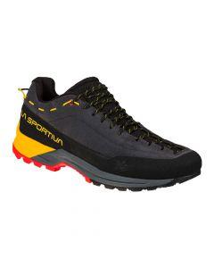 Męskie buty podejściowe La Sportiva Tx Guide Leather carbon/yellow