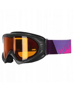 Gogle narciarskie CEVRON LGL black-pink