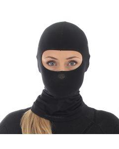Kominiarka UNI KM00010A black