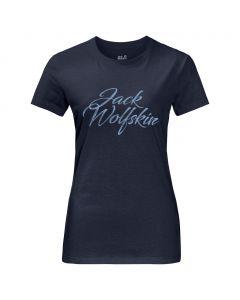 Koszulka damska BRAND T midnight blue