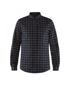 Męska koszula Fjallraven Ovik Flannel Shirt dark navy