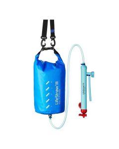 Filtr do uzdatniania wody LIFESTRAW MISSION z bukłakiem 5 L blue
