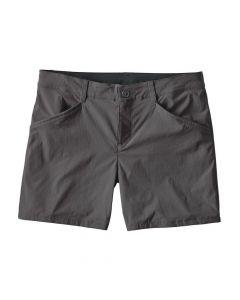 "Spodenki damskie Patagonia Quandary Shorts 5"" forge grey"