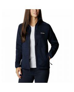 Damska bluza Columbia Sweater Weather Full Zip nocturnal heather