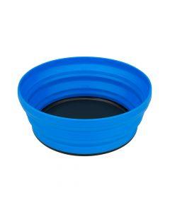 Składana miska turystyczna X-BOWL 0,65 L blue