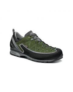 Buty podejściowe męskie Asolo APEX GV MM grey/riffle green