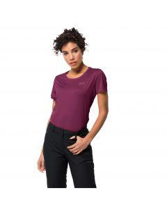 Koszulka sportowa damska TECH T W Wild Berry