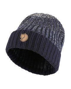 Czapka zimowa Fjallraven Chunky Hat dark navy