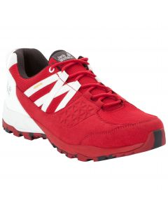 Buty trekkingowe męskie CASCADE HIKE TEXAPORE LOW M red / white