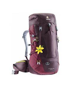 Plecak trekkingowy Deuter Futura Pro 34 SL aubergine/maron