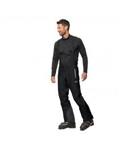 Spodnie narciarskie męskie EXOLIGHT MOUNTAIN PANTS M black