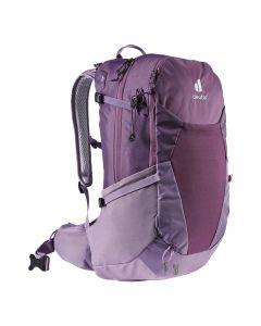 Damski plecak turystyczny Deuter FUTURA 25 SL plum/flieder