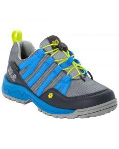Buty trekkingowe dziecięce THUNDERBOLT TEXAPORE LOW K grey / blue