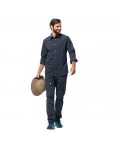 Męska koszula LAKESIDE ROLL-UP SHIRT M night blue