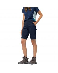 Krótkie spodenki damskie ACTIVATE TRACK SHORTS WOMEN midnight blue