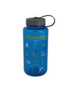 Butelka na wodę Pinguin TRITAN FAT BOTTLE 1 L blue