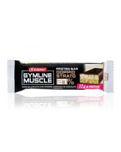 Baton proteinowy Enervit Gymline Muscle Protein Bar 27% mleczny
