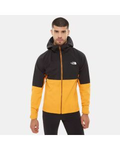 Kurtka The North Face Impendor Futurelight black/orange