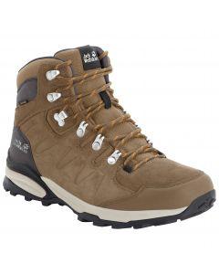 Buty na wędrówki REFUGIO TEXAPORE MID W brown / apricot