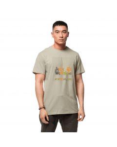 T-shirt męski 365 HIDEAWAY T M linen