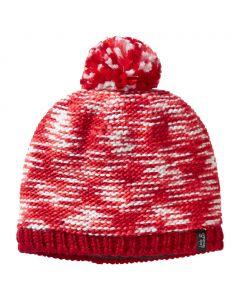 Czapka NEW KALEIDOSCOPE CAP indian red