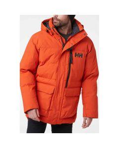 Męska kurtka Helly Hansen Tromsoe Jacket patrol