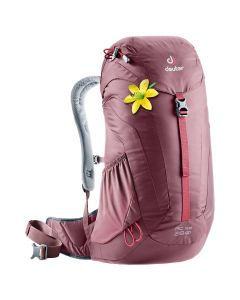Damski plecak turystyczny Deuter AC LITE 28 SL maron