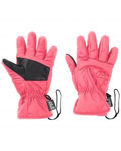 Rękawiczki dziecięce EASY ENTRY GLOVE KIDS coral pink