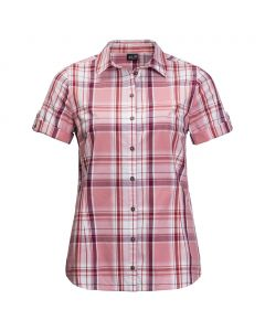 Koszula damska MARONI RIVER SHIRT rose quartz checks
