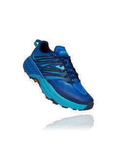 Buty do biegania Hoka One One Speedgoat 4  turkish sea/scuba blue