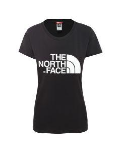 Damska koszulka The North Face S/S Easy Tee black
