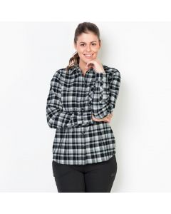 Koszula BANFF PARK SHIRT black checks
