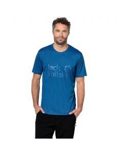 Koszulka ROCK CHILL LOGO T MEN electric blue