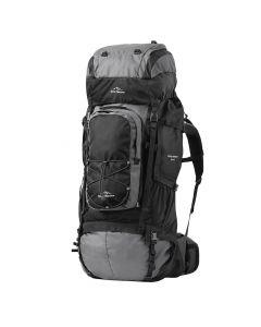 Plecak wyprawowy Fjord Nansen NANGA PARBAT 85+10 SOLID black/graphite
