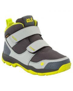 Buty dla dzieci MTN ATTACK 3 TEXAPORE MID VC K dark grey / lime