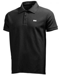 Koszulka męska Helly Hansen DRIFTLINE POLO black