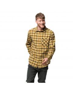 Męska koszula FRASER ISLAND SHIRT golden amber checks