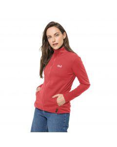 Bluza damska JWP MIDLAYER W Coral Red